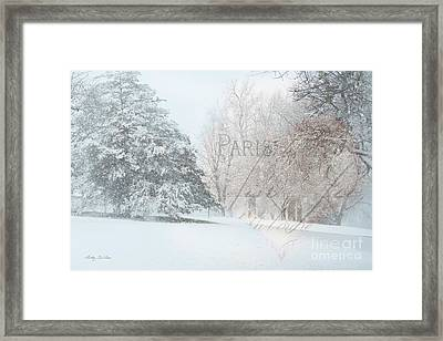 The Art Of Nature Framed Print by Betty LaRue