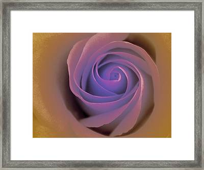 The Artist Framed Print by The Art Of Marilyn Ridoutt-Greene