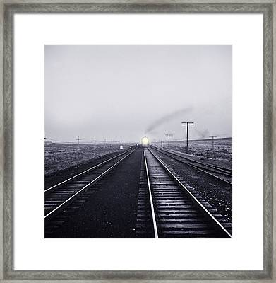 The Atchison Circa 1943 Framed Print by Aged Pixel