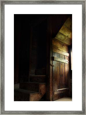 The Attic Framed Print by Michael Eingle