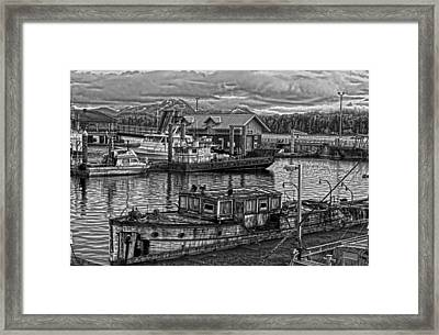 The Avirilla Framed Print