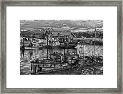 The Avirilla Framed Print