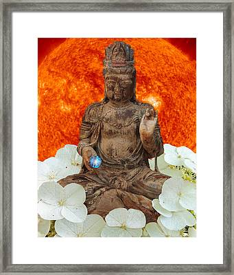 The Awakening  C2014 Framed Print