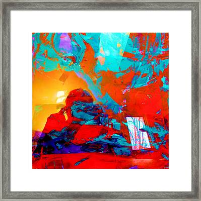 The Awakening Framed Print