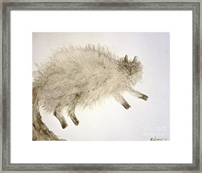 The Baby Framed Print by Michelle Dommer