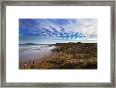 The Backstrand, Tramore, County Framed Print by Panoramic Images