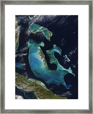 The Bahamas Framed Print by Adam Romanowicz