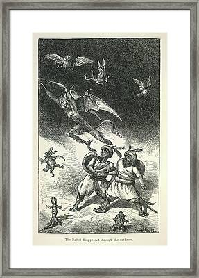 The Baital Framed Print by British Library
