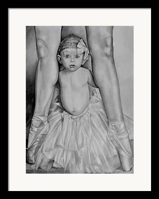 Curtis E. James Framed Prints