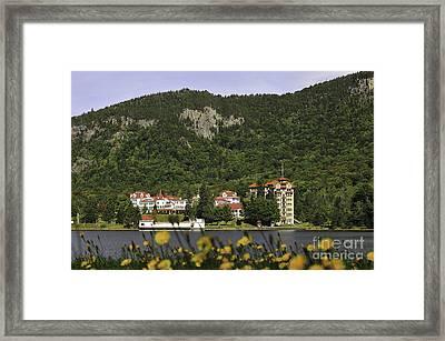 The Balsams Grand Resort Hotel  Framed Print