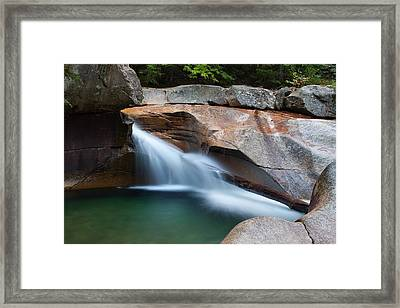The Basin Framed Print by Mike Farslow