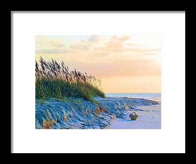 Wrightsville Beach Framed Prints