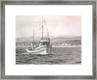 The Bcp 45 Framed Print