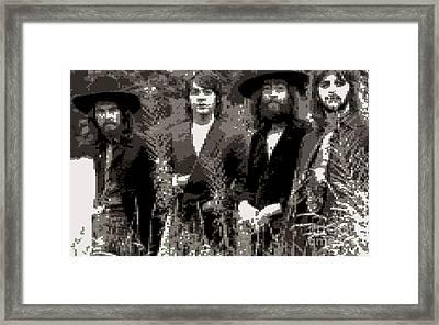 The Beatles Framed Print