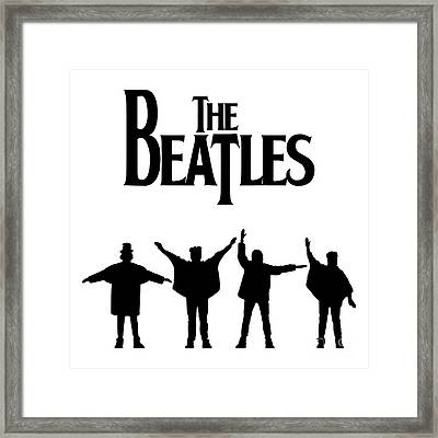 The Beatles No.06 Framed Print