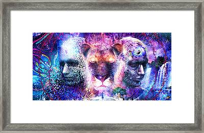 The Beauty Of It All Framed Print by Cameron Gray