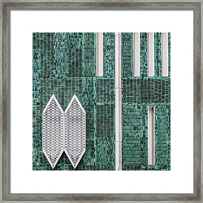 The Beehive Wall Framed Print