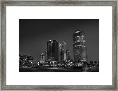 The Beer Can Framed Print
