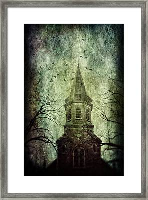 The Belfry Framed Print by Studio Yuki