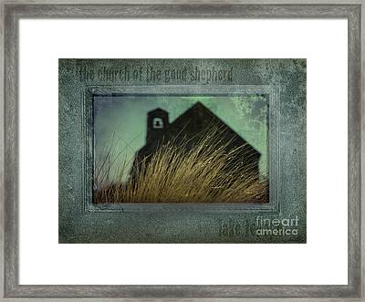 The Bell Framed Print by Linde Townsend