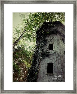 The Bell Tower  Framed Print by Christy Ricafrente