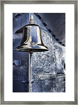 The Bell-uss Bowfin Pearl Harbor Framed Print by Douglas Barnard