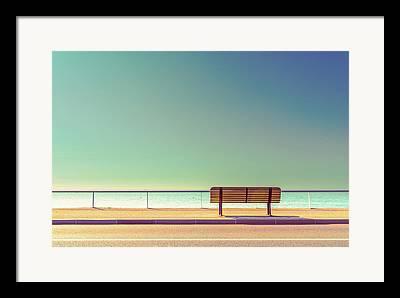 Isolation Framed Prints