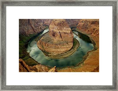 The Bend Framed Print by Kiril Kirkov