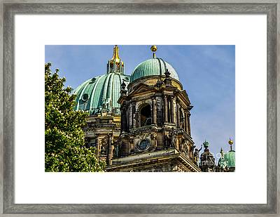 The Berlin Dome Framed Print