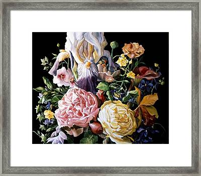 The Best Of Spring Framed Print by Alfred Ng