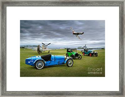The Best Of The Best Framed Print