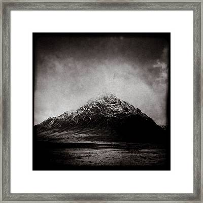 The Beuckle 1 Framed Print by Dave Bowman