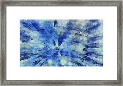 The Big Bang  Framed Print by Dan Sproul