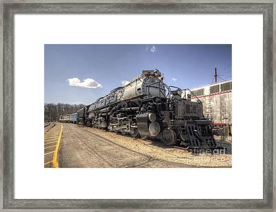 The Big Boy  Framed Print