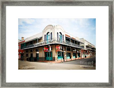 The Big Easy Framed Print by Sylvia Cook