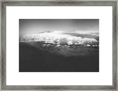 The Big Island Framed Print