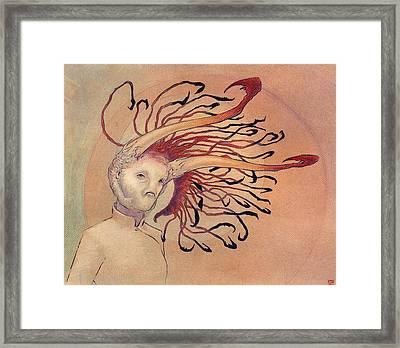 The Bihorn Framed Print by Ethan Harris