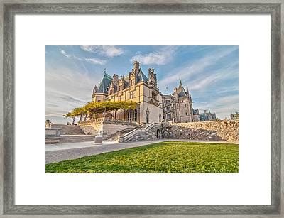 The Biltmore Framed Print by Donnie Smith
