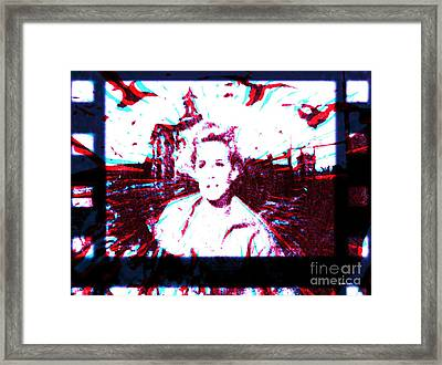 The Birds Revisited Framed Print