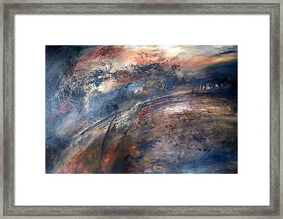 The Birth Of Andromeda Framed Print by Buck Buchheister