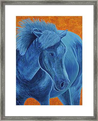The Birthday Present Framed Print by Heather McLean