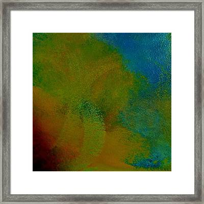 Framed Print featuring the painting The Blend by Lisa Kaiser