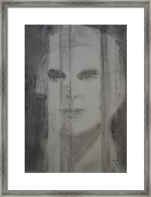 The Blind Man Framed Print by Daniele Fedi