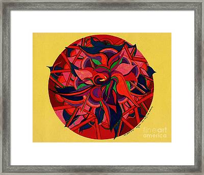 The Blooming Framed Print