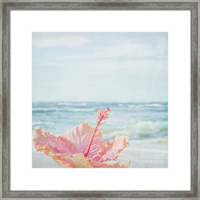 Framed Print featuring the photograph The Blue Dawn by Sharon Mau