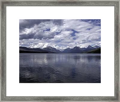 The Blues Framed Print by SEA Art