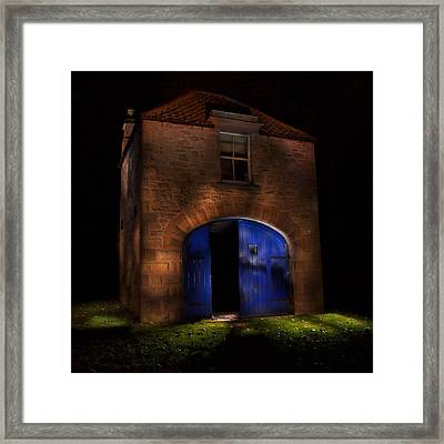 The Boathouse Paxton House Framed Print