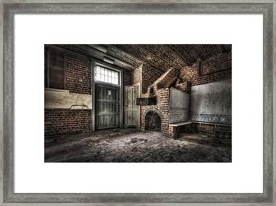 The Boiler Framed Print