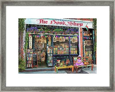The Bookshop Kids Variant 1 Framed Print