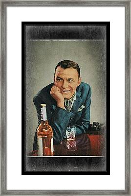 The Bourbon Barritone  Framed Print by Pat Carafa
